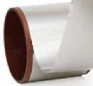 画像1: SUS304超極薄ステンレス箔 4/4H 板厚0.03mm× 幅100mm×長さ10m=1枚 (1)